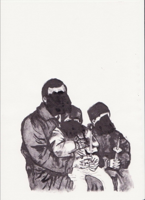 Ancestors by Eli Knittelfelder